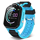 Kids Smartwatch for Boys Girls – Smart Watch for Kids with Phone Calls 7 Games Mp3 Music Player...