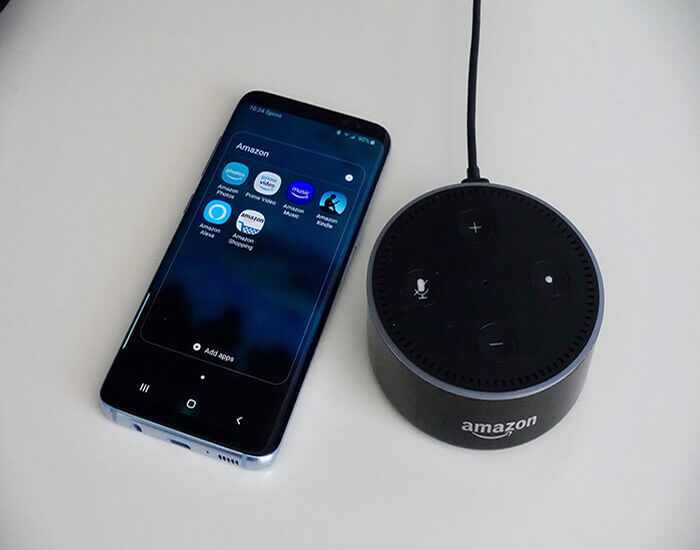 Alexa Opening Mobile Applications