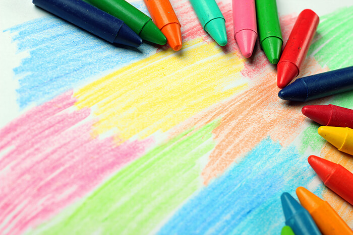 Paper with Crayon