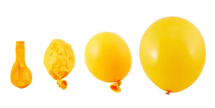Balloon Inflation Process