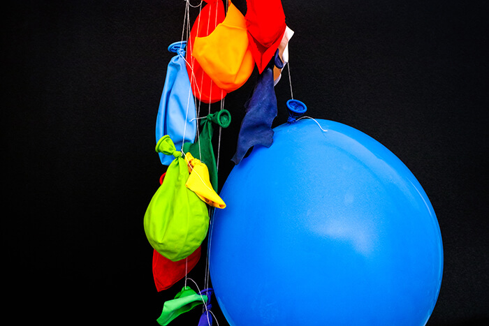 Popped Balloons