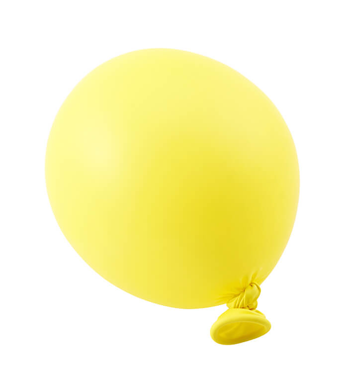 Half-Inflated Balloon