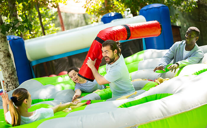 Bouncy Castle for Adults